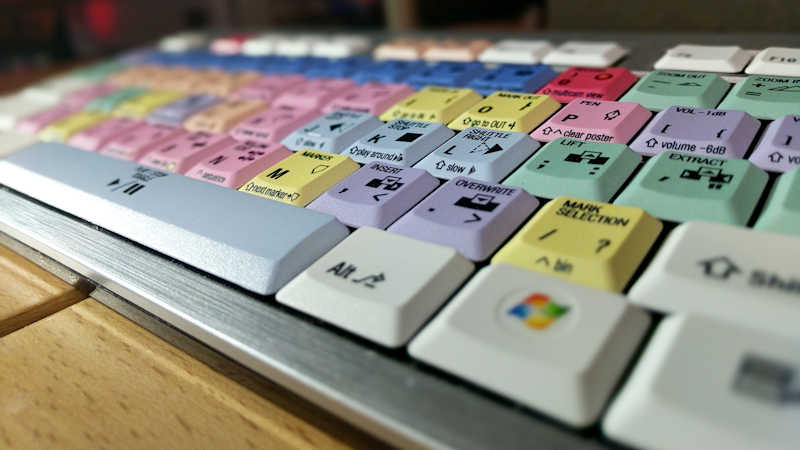 editing keyboard